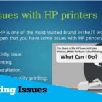 What to do if HP Printer does not print using windows 10 ?