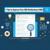7 Tips to Improve Your SEO Positioning in B2B